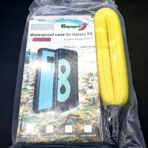 Redpepper Samsung Galaxy S8 Waterproof Case NEW